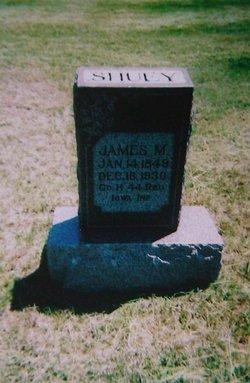 James Monroe Shuey