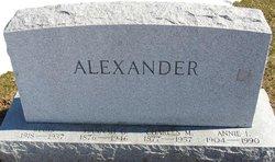 Annie I Alexander