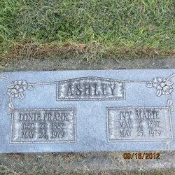 Lonie Frank Ashley, Sr