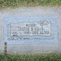 Louise <I>Smith</I> Gills