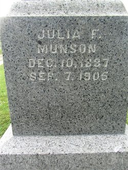 Julia F. Munson