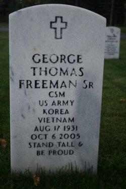 George Thomas Freeman, Sr