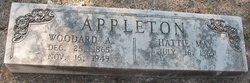 Hattie M Appleton