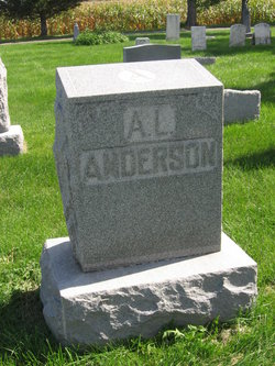 Ingred <I>Matson</I> Anderson