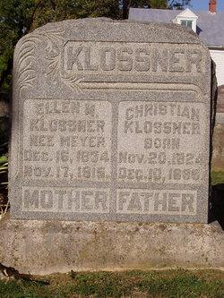 Christian Klossner