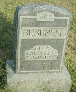 Ella Mae <I>Reindl</I> Bushnell
