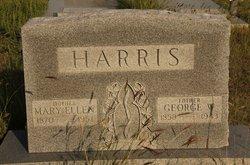 Mary Ellen <I>Benson</I> Harris