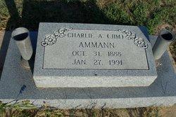 """Charlie Albert """"Jim"""" Ammann"""