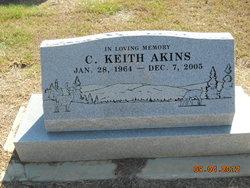 Charles Keith Akins