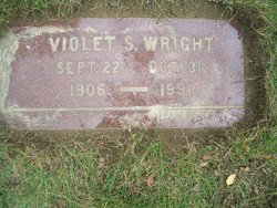 Violet Sinclair <I>Tait</I> Moody