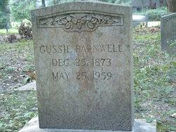 Gussie Barnwell