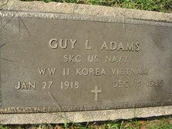 Guy L. Adams