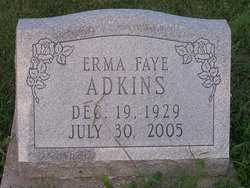 Erma Faye Adkins