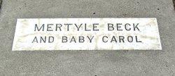 Mertyle Beck