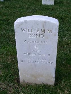 William Melvin Bond