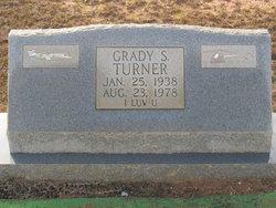 Grady S Turner