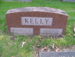 Beatrice C. <I>McManus</I> Kelly