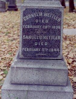 Cornelia Mettler