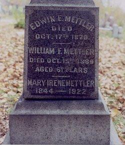 Edwin Eugene Mettler