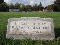 Niagara County Infirmary Cemetery