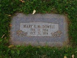 Mary May <I>Senior</I> McDowell