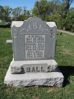 Virginia <I>Hawkins</I> Ball