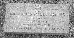 Arthur Samuel Jones