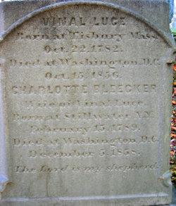 Charlotte <I>Bleecker</I> Luce