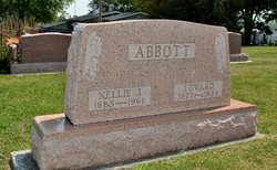 Nellie Jeanetta <I>Brown</I> Abbott