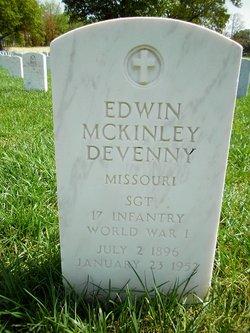 Edwin Mckinley Devenny