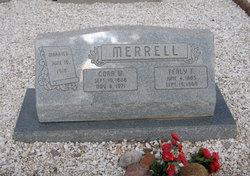 Fenly Frost Merrell