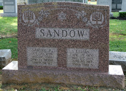 Lillian <I>Simon</I> Sandow