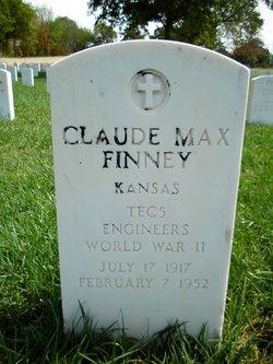 Claude Max Finney
