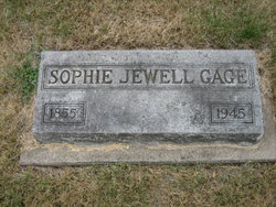 Sophie Taylor <I>Jewell</I> Gage