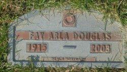 Faye Arla Douglas