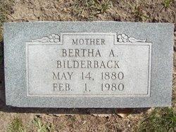 Bertha Alice <I>McCoy</I> Bilderback