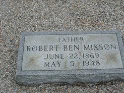 Robert Benjamin Mixson