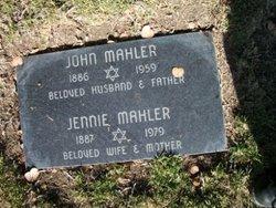 Jennie Mahler