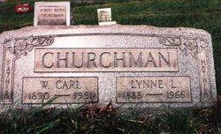 Lynne <I>Loudenslager</I> Churchman