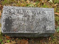 J. Alma <I>Wilkin</I> Crabtree