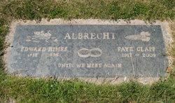 Faye Mildred <I>Clapp</I> Albrecht