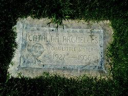 Catalina Arguellas