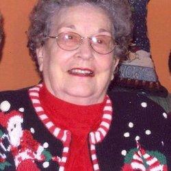 """Lucille Marjorie """"Marj"""" <I>Vincent</I> Gibbons"""