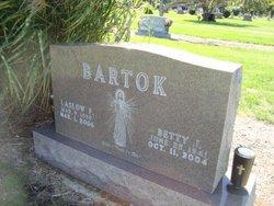 Betty L <I>Hill</I> Bartok