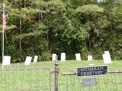 Epps Settlement Cemetery