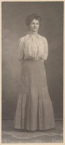 """Elise Joanne Wilhelmina """"Lizzie"""" Jacobitz"""