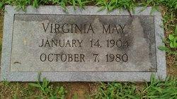 Virginia May <I>Ridgeway</I> Buck