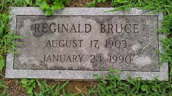 Reginald Bruce Buck