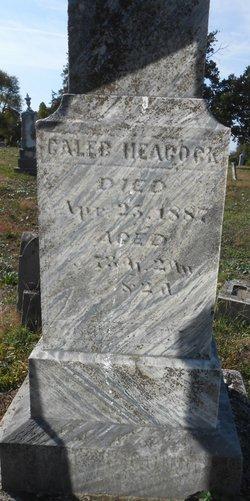 Caleb Heacock