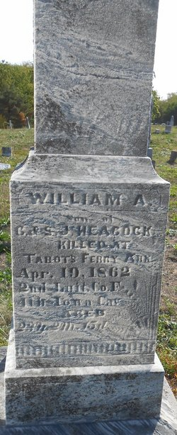 William A. Heacock